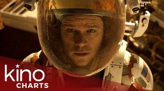 Kinocharts: Der Marsianer & Er ist wieder da dominieren die Kinocharts