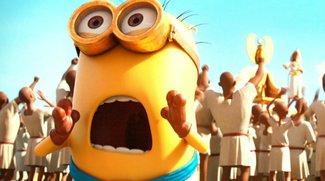 """Banana! Den """"Minions""""-Film jetzt auf Blu-ray und DVD erwerben"""