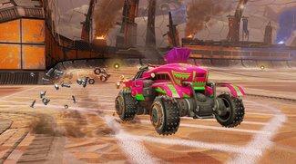 Rocket League: Neuer Modus Dropshot bald verfügbar