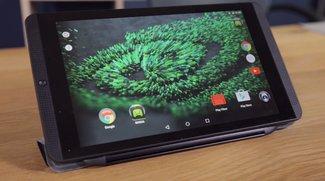 Nvidia Shield Tablet K1: Nachfolger angeblich gestrichen