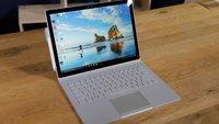 Surface Book im Test: Das perfekte Notebook?