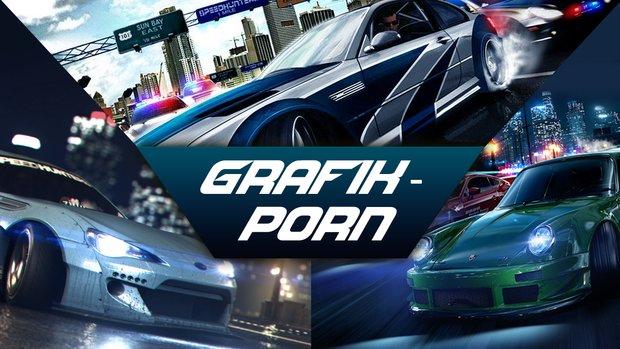 Hammergeile Grafik: So krass hat sich Need for Speed entwickelt