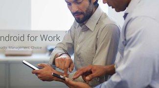 Android for Work: Business-Tools für den Arbeitsalltag