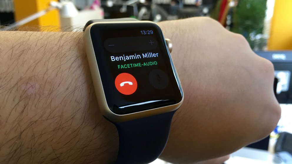 Apple Watch Facetime Audio