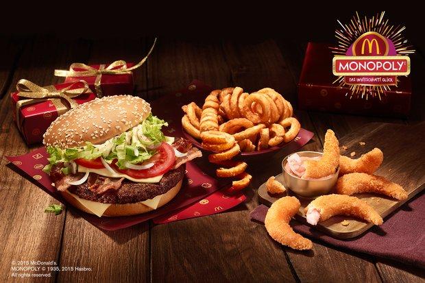 McDonalds-Monopoly 2016/17: Start-Termin, Regeln, seltene Sticker