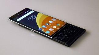 BlackBerry Priv im Unboxing-Video: Erster Eindruck zum Android-Debüt der Kanadier