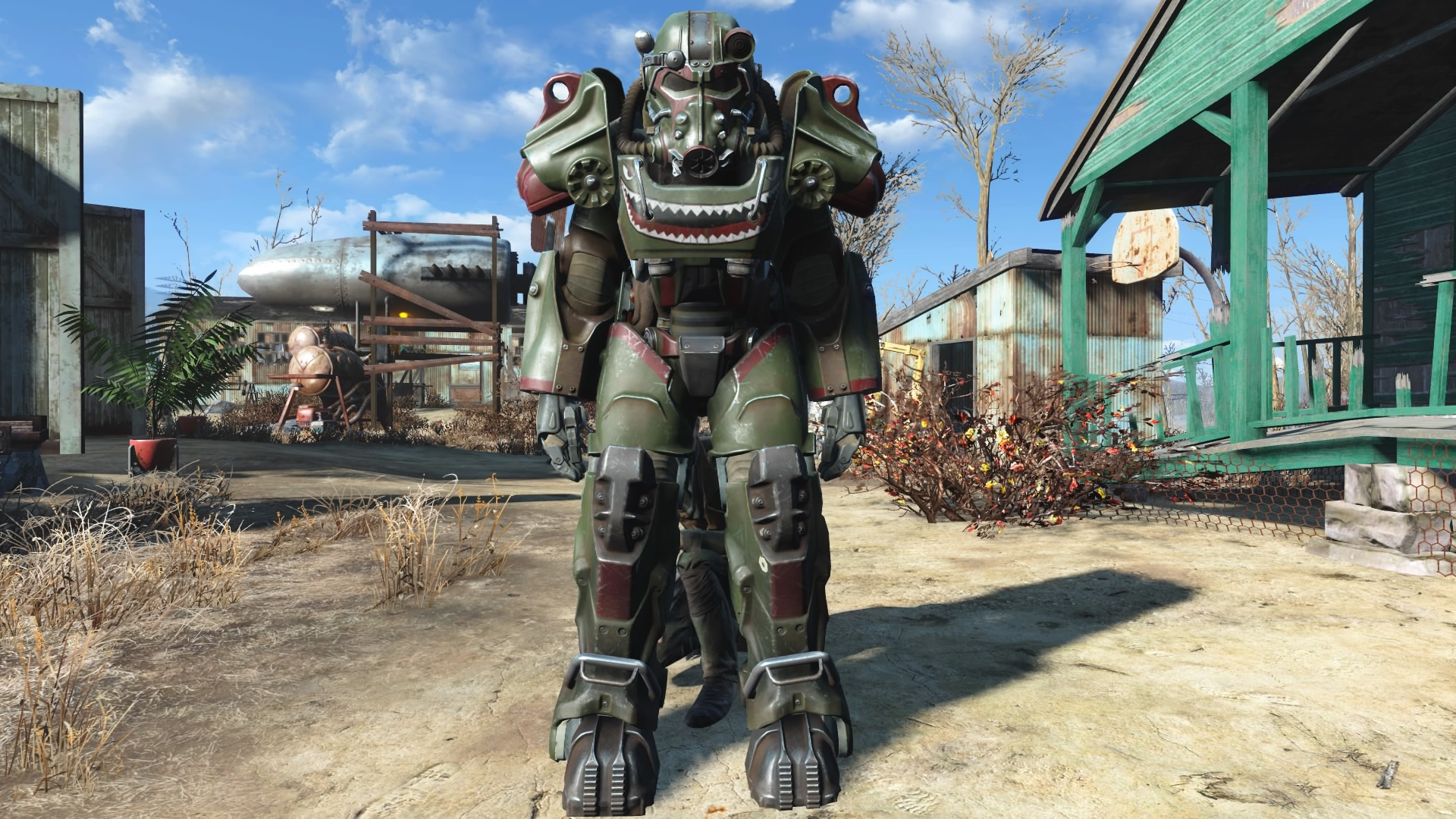 Nudity in fallout 4 xxx movie