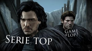 Game of Thrones: Serie top, Games flop?
