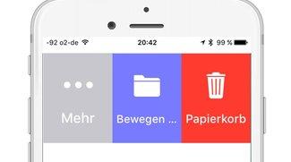 Mail-Gesten auf iPhone & iPad anpassen (Mini-Tipp)