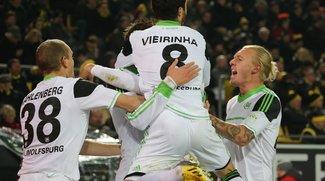 ZSKA Moskau – VfL Wolfsburg im Live-Stream und TV: 5. Spieltag Champions League