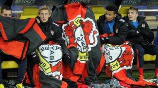 BATE Borisov – Bayer 04 Leverkusen im Live-Stream und TV bei Sky: Champions League 5. Spieltag heute