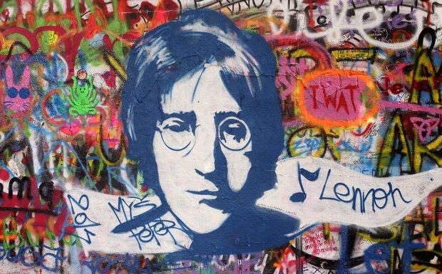 John Lennon-Zitate: Worte zum Glücklichsein