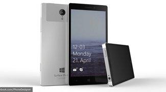 Surface Phone mit neuen Features erst im April 2017 erwartet