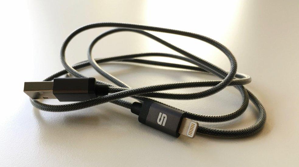 Rabatt-Code (20 Prozent) für robustes Lightning-Kabel bei Amazon