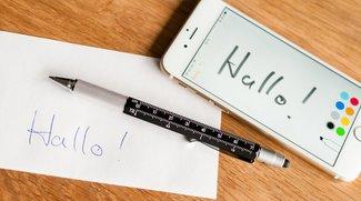 Wedo Touch Pen: Günstiger Tablet Stift mit Kugelschreiber und Schraubenzieher