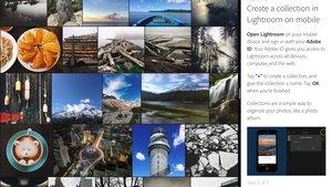 Adobe Photoshop Lightroom für iOS