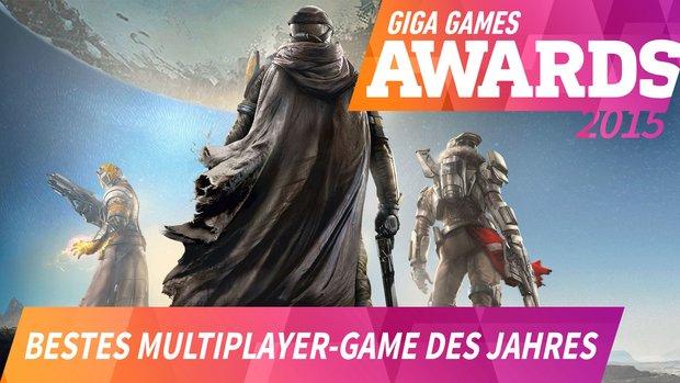 GIGA GAMES Awards: Das war das beste Multiplayer-Game 2015