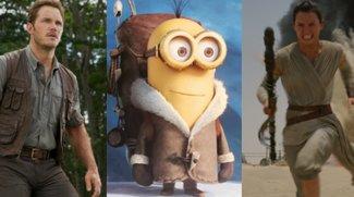 Star Wars 7, Jurassic World & Co: Das sind die erfolgreichsten Filme des Jahres 2015