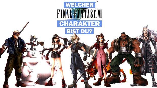Welcher Final Fantasy VII-Charakter bist du? (Quiz)