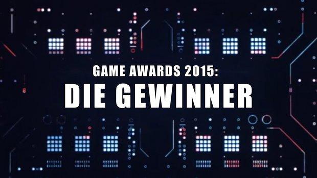 The Game Awards 2015: Das sind die großen Gewinner des Abends in der Übersicht