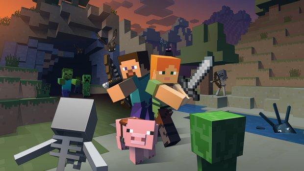 Minecraft: Das verdient ein Server