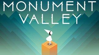 Puzzle-Spiel Monument Valley für iOS ab sofort kostenlos