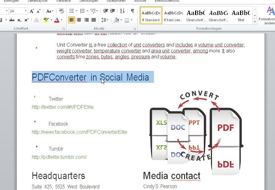 PDF-Converter-Elite-Word