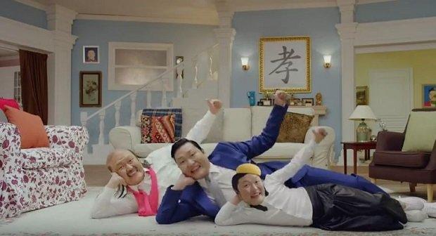 """Psy: Neues Video """"Daddy"""" auf YouTube erobert das Internet"""