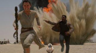 Kinocharts: Star Wars 7 schreibt Kinogeschichte