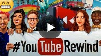 YouTube Rewind 2015: Die 10 besten Clips des Jahres