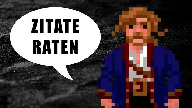Kannst du diese Zitate dem passenden Videospiel zuordnen?