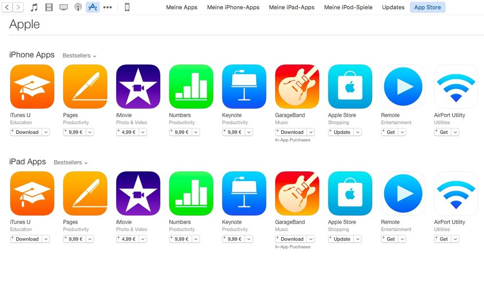 iTunes - Browse the top free apps on the App Store - Apple