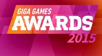 GIGA GAMES Awards 2015