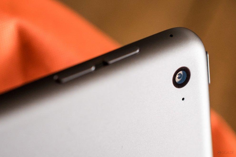 iPad Pro iSight Kamera