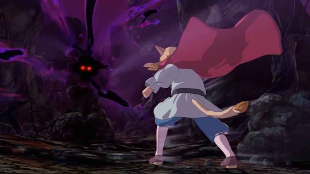 Ni No Kuni 2 - Revenant Kingdom: Dunkle Mächte bedrohen das Königreich.