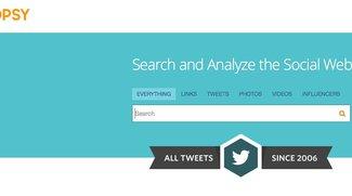 Keine Twitter-Analyse mehr: Apple-Tochter Topsy stellt Betrieb ein