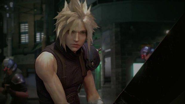 Final Fantasy VII Remake: Zwei neue Screenshots zeigen Kämpfe