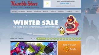 Humble Store: Der Winter-Sale ist gestartet