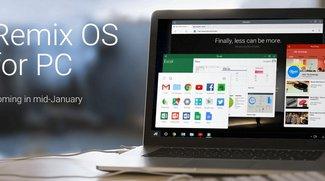 Remix OS 2.0: Jide zeigt Google, wie Android auf dem Desktop funktionieren kann
