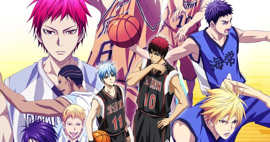 баскетбол куроко 4 сезон 1
