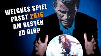 Game-o-Mat 2016: Wir verraten dir, welches Spiel dieses Jahr perfekt zu dir passt