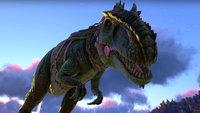 ARK - Survival Evolved: Giganotosaurus zähmen, finden und weitere Infos