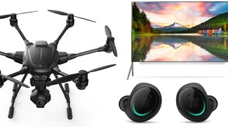CES-Highlights 2016: Vom 50.000-Euro-Kopfhörer bis zur Drohnen-Abwehr