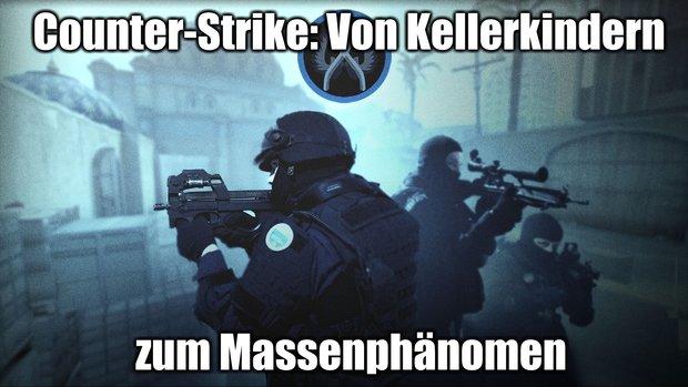 Counter-Strike: Von Kellerkindern über Killerspiel zum Massenphänomen