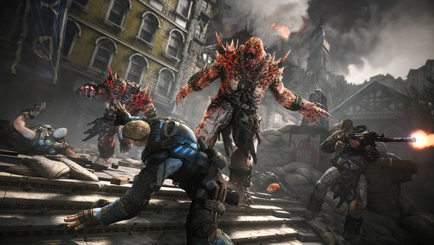 Gears of War: Zukünftige Ableger müssen nicht unbedingt Shooter sein
