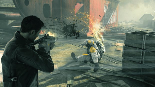 Quantum Break: TV-Serie nicht auf der Disc und Alan Wake-Easter Eggs