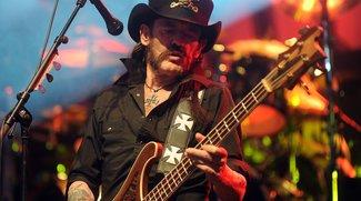 Lemmy: Beerdigung im Live-Stream hier online sehen: Abschied der Motörhead-Legende heute