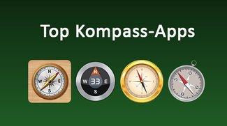 Top 4 Kompass-Apps: Die besten Orientierungshilfen für Android