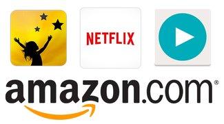 Verlauf löschen bei Netflix, Maxdome, Watchever & Amazon Prime