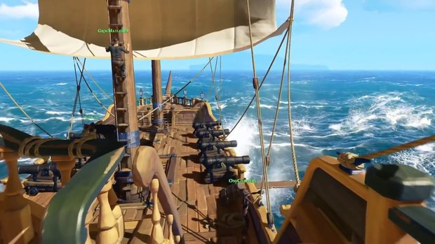 Sea of Thieves: Rare verlost Studiobesuch und Hands-On-Session